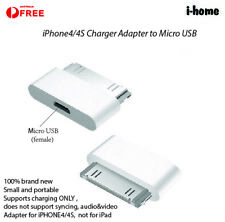 iPhone4/4S Charger Adapter to Micro USB