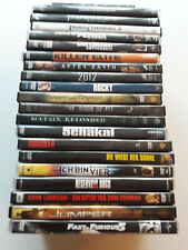 DVD-Sammlung, 20 DVDs Actionfilme