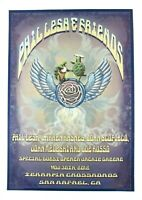 Phil Lesh & Friends Poster Terrapin Crossroads 11/30/12 Grateful Dead Print