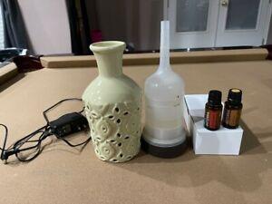 NEW OIL LIFE INSPIRED LIGHT OLIVE Ceramic Diffuser