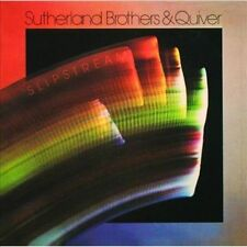 Slipstream by The Sutherland Brothers & Quiver (CD, Jul-2012, Talking Elephant)