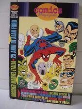 Comics Magazine n.0 Pubblicazione amatoriale Primavera 1994.
