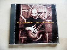 """CD """"THE DEREK TRUCKS BAND""""  LANDSLIDE 1997"""