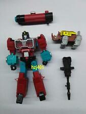 Transformers TAKARA Legends LG-56 PERCEPTOR HEAD MASTER no box complete
