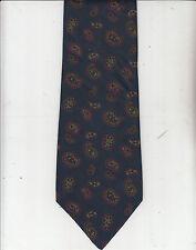 Fendi-[New $350]-Authentic-100% Silk Tie -Made In Italy-Fe21- Men's Tie
