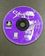 Swagman Swag Man PS1 PlayStation 1 Disc Only