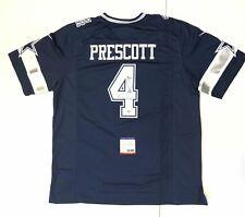 Dak Prescott Signed Jersey PSA/DNA Dallas Cowboys Autographed