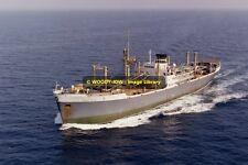 rp8631 - Palm Line Cargo Ship - Enugu Palm , built 1958 - photo 6x4