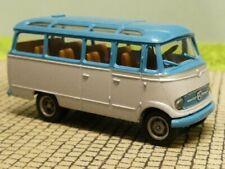 1/87 Brekina MB 319 Bus blau/grau 3614