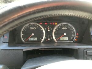 Ford BA FPV GT Typhoon instrument cluster