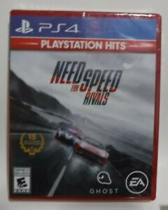 NFS Rivals (PS4, Brand New, Factory Sealed)