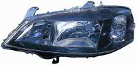 Projektor Scheinwerfer dx für Opel Astra G 2001 Al 2004 Schwarz