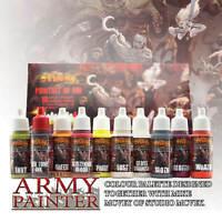 The Army Painter BNIB Runewars: Uthak Y'llan Paint Set APWP8028