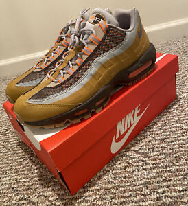 Nike Air Max 95 Utility Ridgerock / Racer Blue BQ5616-200 Men's Size 12