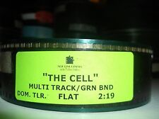 THE CELL (2000) 35mm Movie Trailer Film Jennifer Lopez Vince Vaughn New Line Cin