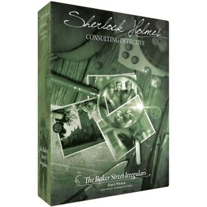 Sherlock Holmes: Consulting Detective - Baker Street Irregulars - New