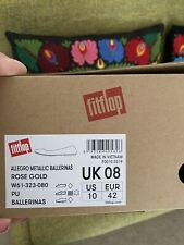 fitflop size 8 new