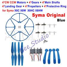 Syma X8C X8W Quadcopter Crash Pack Kit RC Drone MotorsGetrieb Main Shafts Blades