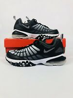 NIB Nike AIR MAX 120 BLACK ANTHRACITE WOLF GRAY SHOES 819857-001 Size 7.5