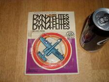 DYNA-FLITES- FAIRCHILD REPUBLIC A-10A DIECAST METAL TOY PLANE, VINTAGE #1979 yr.