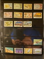 Grenada Aircraft & Aviation Stamps Lot of 34 - MNH - See Details for List