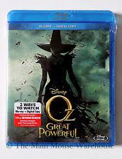 Disney Oz The Great and Powerful Blu-ray & Digital Copy James Franco Kunis Weisz