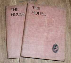 Interior Design: 1897-1898; The House, Artistic Monthly For the Home. Vols 1 & 2
