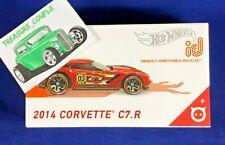 2014 Corvette C7.R - Hot Wheels id (2020) - Series 1 - Speed Demons 2/5 - NEW