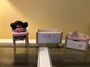 Target Brand Wooden Barbie Baby Furniture