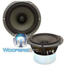 "2 FOCAL 5V3251 5.25"" 14CM HOME AUDIO SHIELDED MID-WOOFER SPEAKERS MADE IN FRANCE"