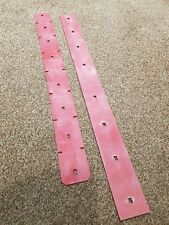 SQUEEGEE BLADE / RUBBER SET FOR EUREKA E36 FLOOR SCRUBBER DRYER 380014 & 380015