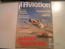 **f Fana de l'aviation n°298 Yak-7 / Dassault Ouragan / Patrouille Skyblazers
