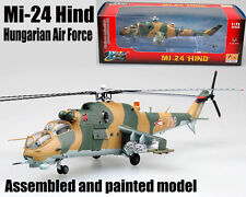 Hungarian air force Mil Mi-24 hind helicopter 1/72 no diecast plane Easy model
