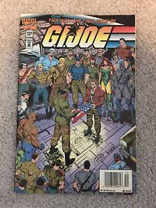 Marvel Comics GI Joe 1994 Dec #155 Last Issue Rare Subscription Insert