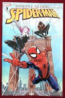 MARVEL ACTION SPIDER-MAN #1 NM+ OR BETTER 1:50 VARIANT COVER