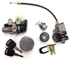 scooter ignition leads wires key swtich assembly for baja sun city 50 sc50 sc50p 4 wire 4 pin ignition module