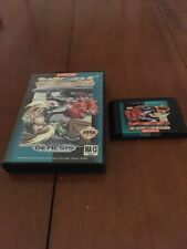 STREET FIGHTER II SPECIAL CHAMPION EDITION SEGA GENESIS NRMT CONDITION W BOX/