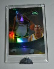 2003 ETOPPS BASKETBALL RAY ALLEN SEATTLE SUPERSONICS CARD IN HAND