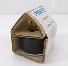 Festo MA-40-10-G1/4-EN 183900 Manometer Neu in OVP