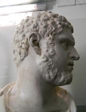 Büste des antik römischen Kaisers CARACALLA  - massiv - Handabguss