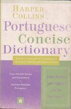 PORTUGUESE CONCISE DICTIONARY - HarperCollins