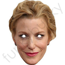 Skyler White Celebrity Card Mask - Breaking Bad - All Our Masks Are Pre-Cut! ***