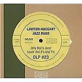 The Lawson-Haggart Jazz Band - Jelly Roll's Jazz/Louis' Hot 5's and 7's (2007)