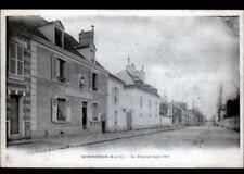 """MONTGERON (91) COMMERCE PEINTURE-VITRERIE """"LANDRIEUX Freres"""" avant 1904"""