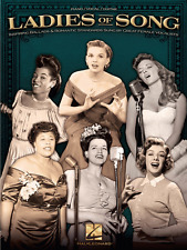 """""""LADIES OF SONG"""" PIANO/VOCAL/GUITAR MUSIC BOOK-BRAND NEW ON SALE-FEMALE SINGERS!"""