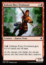 4x Fathom Fleet Firebrand  NM Ixalan MTG Magic Red Common