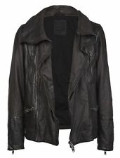 AllSaints Leather Coats & Jackets for Men
