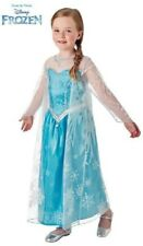 Costume Bambina Carnevale Elsa Frozen Disney Rubie's Art.630574- varie taglie