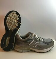 New Balance Heritage Women's Running Shoes Gray W990GL3 Sz 8 Made In USA 2E