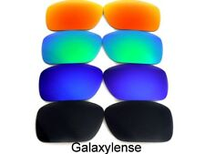 Galaxy Replacement Lens For Oakley Oil Drum Sunglasses Black/Blue/Green/Red